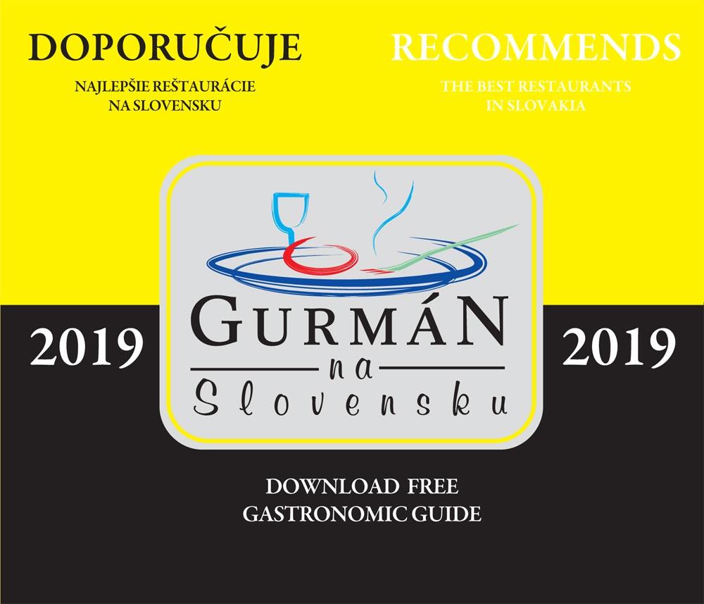Gurmán na Slovensku 2019